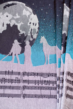 Adventure Song Tael's Dream, [78% Baumwolle, 3% Polyester, 19% Leinen]
