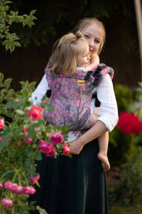 Fable Blossom, NatiGrow Adjustable Carrier, [100% Baumwolle]