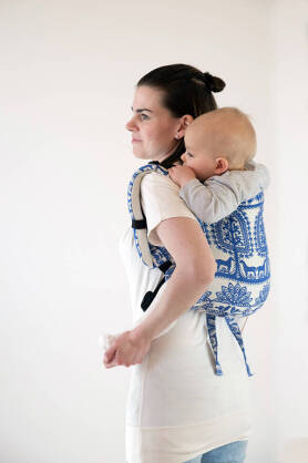 BABY Cutouts, ONBUHIMO CARRIER, [100% Baumwolle]