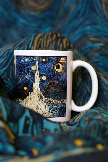 Becher NatiMug Starry Night