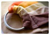 Ring Sling Natibaby Muster Savanna savanna_ring2.jpg