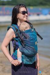 Starry Night Glitter, NatiGrow Adjustable Carrier, [90% Baumwolle, 10% Polyester]