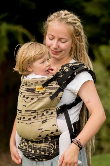 Fantasia, Fantasia, NatiGrow Adjustable Carrier, [100% cotton]
