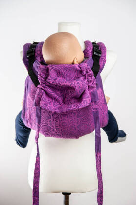 BABY Adornos Indios Amethyst, ONBUHIMO CARRIER, [100% Baumwolle]
