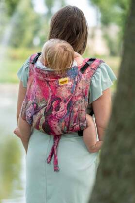 BABY Vita, ONBUHIMO CARRIER, [100% Baumwolle]