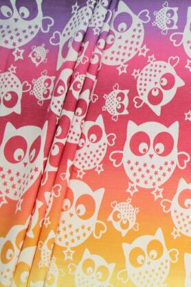 Mysterious Owls Day, WRAP, [100% Baumwolle]