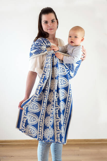 Cutouts, Ring Sling, [100% Baumwolle]