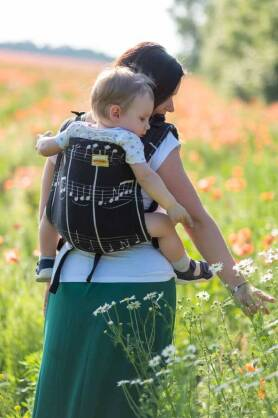 BABY Notes, ONBUHIMO CARRIER, [100% Baumwolle]
