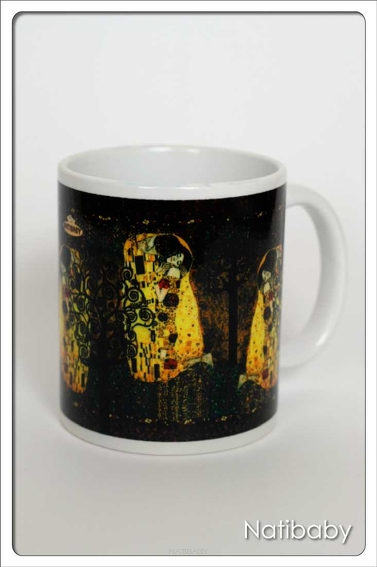Beche NatiMug The Kiss White