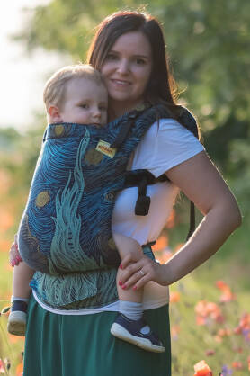 Starry Night Glitter NATIGO CARRIER