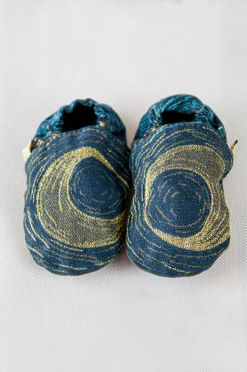 Pantoffeln Starry Night Glitter