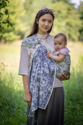 Technology, Ring Sling, [100% Baumwolle]